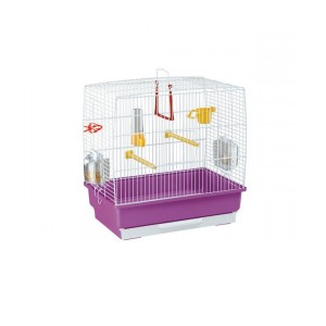 FP. Cage REKORD 2 White for birds
