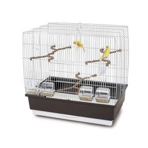 Imac IRENE 4 bird cage silver/brown