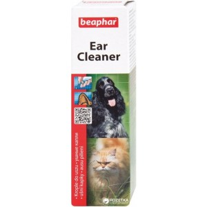 EAR CLINER for dogs/cats 50ml