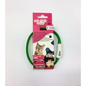 FP. CAT NIGHT Cat collar