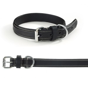 Camon Leather Collar London 20x500 mm