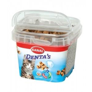 Sanal CAT treat DENTA`S 75g