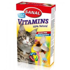 Sanal CAT SENIOR cat treat 50g