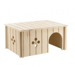 FP. Rabbit Wooden House SIN 4647 L