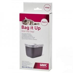 Savic HOP IN  bags 6 tk