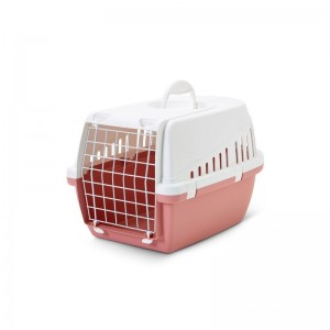 Savic Carrier TROTTER 1 white/pink