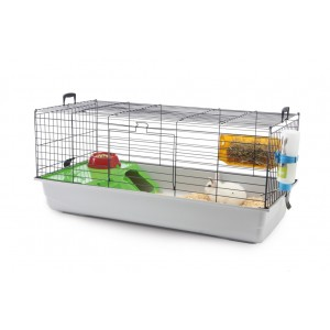 Savic NERO3 DeLux rabbit cage 100*50*45