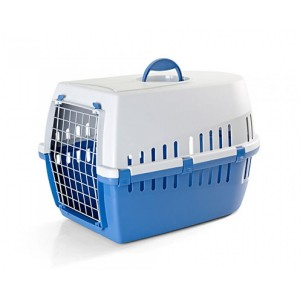 Savic Carrier TROTTER 1 white/blue