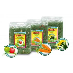 C.B. CHIPSI SUNSHINE with carrot 600g
