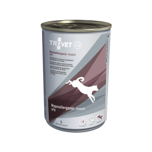 Trovet Hypoallerenic Insect dog food 400g