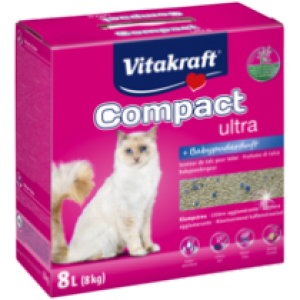 Vitakraft cat litter Compact Ultra + 8kg