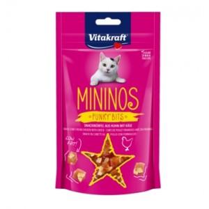 Vitakraft treat for Cats MININOS cheese 40g