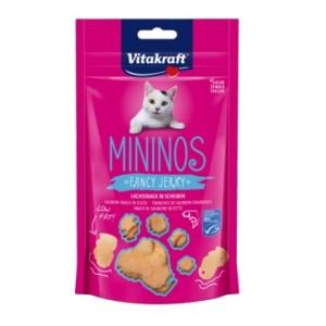 Vitakraft treat for Cats MININOS Salmon 40g
