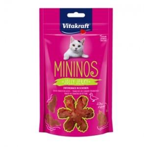 Vitakraft treat for Cats MININOS Duck 40g