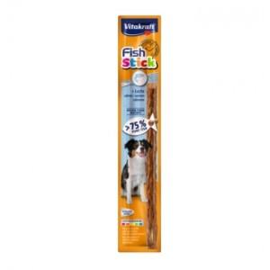 Vitakraft treat for dogs FISHSTICK salmon15g