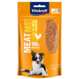 Vitakraft MEAT ME chicken treat for dogs 60g