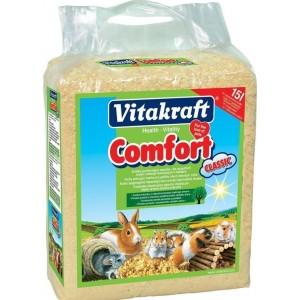 Vitakrft VADISBED woodshavings 15L