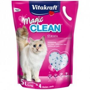 Vitakraft Magic Clean cat litter 5 L