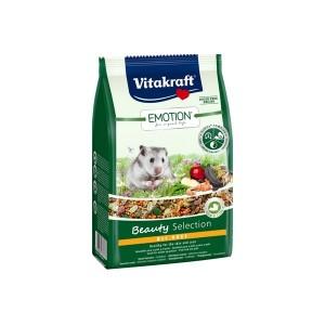Vitakraft Emotion Beauty k.hamster 300g