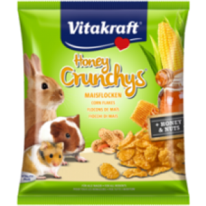 Vitakraft  Honey Crunchys 80g