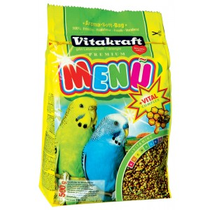Vitakraft Premium Menu for Budgies 500g