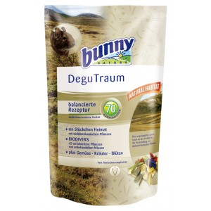 Bunny Degu Dream basic food 1,2 kg