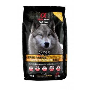 AlphaSpirit DOG SEMIMOIST CHICKEN 3kg