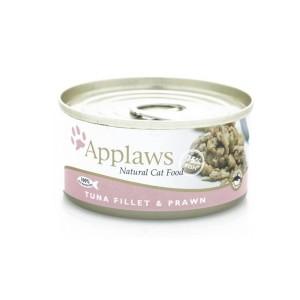 APPLAWS Tuna & Prawn cat 156g
