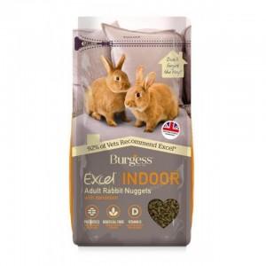 Burgess EXCEL INDOOR rabbit food1,5kg