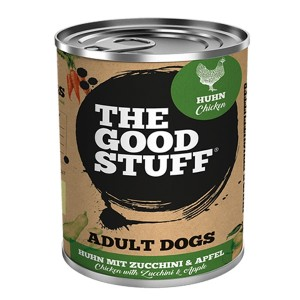 THE GOODSTUFF ADULT chicken&pumpkin 400g