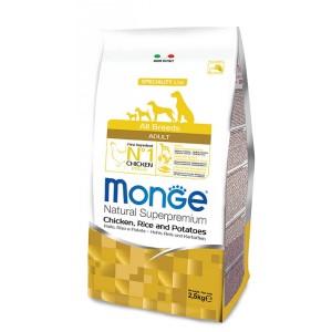 MONGE AB ADULT chicken & rice 12kg