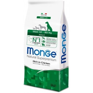 MONGE DOG MAXI  ADULT 12kg
