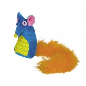 Nobby mouse for cats with  CATNIP