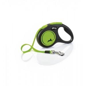 NOBBY Flexi NEW CLASSIC S 5m green