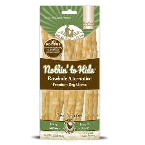 NOTHIN HIDE chewing roll chicken 10pc