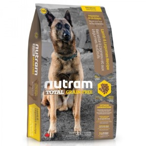 Nutram T26 Total Gran Free Lamb & Legumes Dog Food 11,3 kg