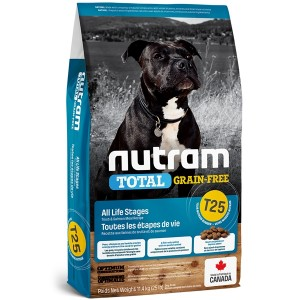 Nutram T25 Total Grain Free Salmon & Trout Dog Food 11,4 kg