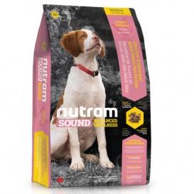 Nutram S2 Spund Puppy 100% NATURAALNE KOERATOIT KUTSIKATELE..