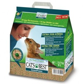 CATS BEST GREEN POWER kassiliiv 20 L