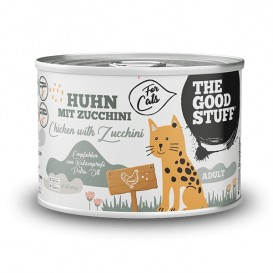 THE GOODSTUFF CAT kana&suvekõrvits 200g