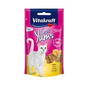 Vitakraft CAT YUMS kassimaius juustuga 4