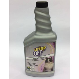URINE OFF puhastusvahend kassile 500 ml