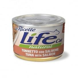 Life Cat LeRicette tuunikala & lõhe 150g