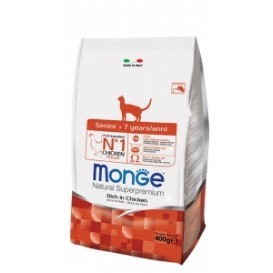 MONGE CAT SENIOR 400g
