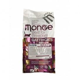 MONGE CAT ADULT BREEDER 10kg
