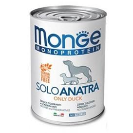 MONGE Solo DOG PART 400g