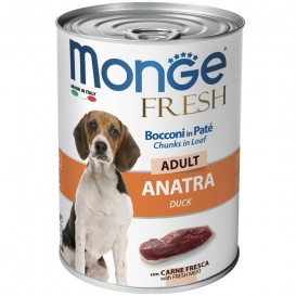 MONGE Fresh ADULT part  400g