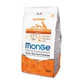 MONGE DOG AB Part & Riis koeratoit 2,5kg
