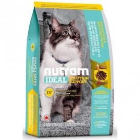 Nutram I17 IDEAL INDOOR kassitoit 6,8 kg