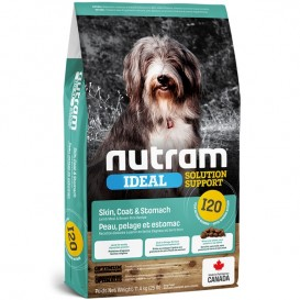 Nutram I20 IDEAL SKIN&COAT koeratoit13,6